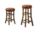 Hoosier Barstool  -  Cat No: H210-289-135-O  -  Click To Order  -  ID: 8565