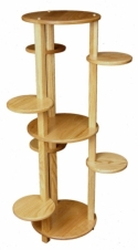 Multi Tiered Plant Stand  -  Cat No: 315-P121320-103-O  -  Click To Order  -  ID: 7977