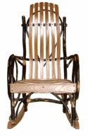 Child's Hickory Rocker  -  Cat No: H260-107-135-O  -  Click To Order  -  ID: 8531