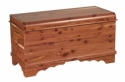 Waterfall Cedar Chest  -  Cat No: 600-C080515-103-O  -  Click To Order  -  ID: 7890