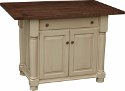 Island Cabinet  -  Cat No: 113-IS68-RS1012B-25  -  Click To Order  -  ID: 3995