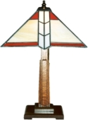 Mission Lamp  -  Cat No: 650-103-203-106  -  Click To Order  -  ID: 8068