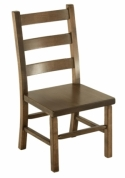 Child's Ladderback Chair  -  Cat No: 220-L010310-103-O  -  Click To Order  -  ID: 7832