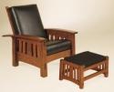 McCoy Morris Chair  -  Cat No: 226-940MMC-117  -  Click To Order  -  ID: 8305