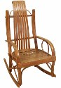 Bentwood Rocker  -  Cat No: 260-205-207-23  -  Click To Order  -  ID: 8497