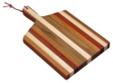 Exotic Wood Cutting Board  -  Cat No: 321-C212100-103-O  -  Click To Order  -  ID: 8027