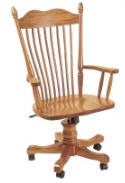 HS 700 Office Chair  -  Cat No: 203-AC76ADGL-38  -  Click To Order  -  ID: 2065