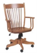 Toronto Desk Chair  -  Cat No: 203-AC142ADGL-38  -  Click To Order  -  ID: 5575
