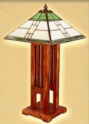 Mission Lamp  -  Cat No: 650-113-208-106  -  Click To Order  -  ID: 8064