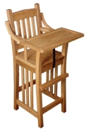 Regular Mission Highchair  -  Cat No: 215-H091708-103-O  -  Click To Order  -  ID: 7875