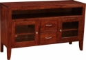 Barrington Large TV Stand  -  Cat No: 504-BR13185-25  -  Click To Order  -  ID: 8183