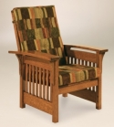 Bow Arm Slat Chair  -  Cat No: 225-750BASC-117  -  Click To Order  -  ID: 7414