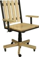 Omni Desk Chair  -  Cat No: 203-6000-0301OAC-96  -  Click To Order  -  ID: 7553