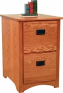 Mission File Cabinet  -  Cat No: 453-MFC2-87  -  Click To Order  -  ID: 8111