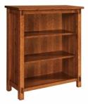 Rio Mission Bookcase  -  Cat No: 455-SC3640RIO-116  -  Click To Order  -  ID: 8294