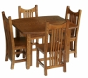 Child's Royal Mission Table & Chair  -  Cat No: 110-C081021-C080902W-103-O  -  Click To Order  -  ID: 7828