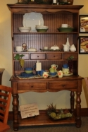 French Farmhouse Hutch  -  Cat No: 403-LMF4884-93  -  Click To Order  -  ID: 8222