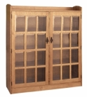 Prairie Bookcase  -  Cat No: 503-BC590-34  -  Click To Order  -  ID: 8505