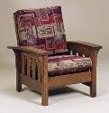 Bow Arm Slat Chair  -  Cat No: 225-801BACF-117  -  Click To Order  -  ID: 4986