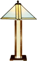 Mission Lamp  -  Cat No: 650-105-210-106  -  Click To Order  -  ID: 8069