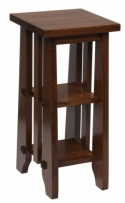 Stick Mission Plant Stand  -  Cat No: 315-P121890-103-O  -  Click To Order  -  ID: 7943