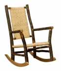 Grandpa's Caned  Rocker  -  Cat No: H260-117-118-135-O  -  Click To Order  -  ID: 8535