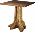 Square Bar Table  -  Cat No: 103-10300-0100BT-96  -  Click To Order  -  ID: 8460