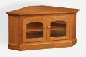 Shaker Corner TV Stand  -  Cat No: 504-CES29S-25  -  Click To Order  -  ID: 4214