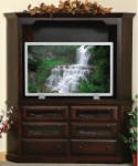 Corner HDTV Entertainment Center  -  Cat No: 525-370chdtv-41  -  Click To Order  -  ID: 3283