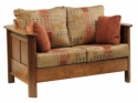 Franchi Loveseat  -  Cat No: 227-14001-41-O  -  Click To Order  -  ID: 7742