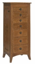 Shaker Hill Jewelry Armoire  -  Cat No: 606-J012374-103-O  -  Click To Order  -  ID: 7915