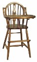 Windsor High Chair  -  Cat No: 215-59WHC-23  -  Click To Order  -  ID: 193