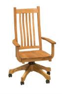 Ridgecrest Desk Chair  -  Cat No: 203-1210DC-104  -  Click To Order  -  ID: 6663