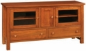 Cabin Creek Large TV Stand  -  Cat No: 504-CA773-25  -  Click To Order  -  ID: 8180
