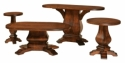 Wilmington Occasional Tables  -  Cat No: 301-WM24RDE-108  -  Click To Order  -  ID: 7435