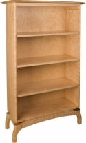Marcelle Bookcase  -  Cat No: 503-6003-0505B1-96  -  Click To Order  -  ID: 8455