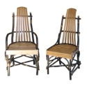 Hickory Deluxe Chair  -  Cat No: H201-132-133-135-O  -  Click To Order  -  ID: 8541